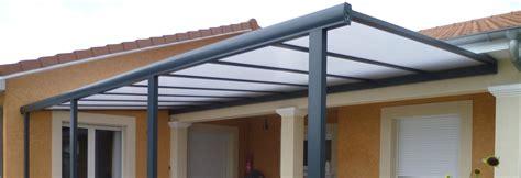 pergola aluminium avec toit polycarbonate prot 233 gez votre