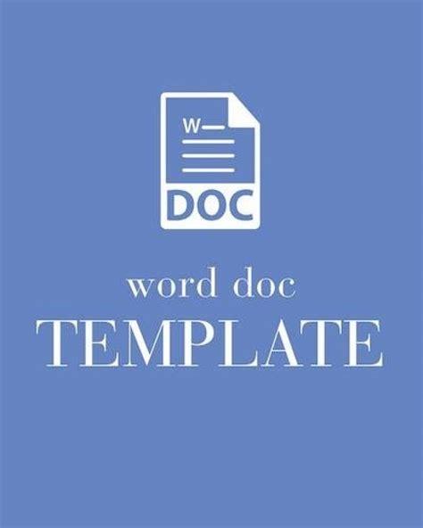 template   purpose card
