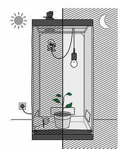 Indoor Grow Anleitung : homegrow in growbox erkl rt growshop f r growbox homebox grow sets ~ Eleganceandgraceweddings.com Haus und Dekorationen