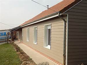 Bardage Fibre Ciment : r alisation isolation nord de france ~ Farleysfitness.com Idées de Décoration