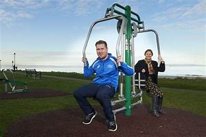 New open-air gym in Nairn boasts stunning views | Press ...