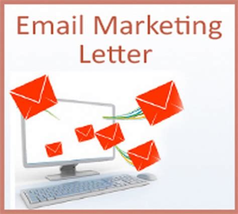 email marketing letter effective direct mail letter format