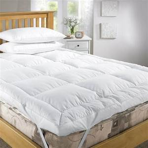 everything you need to know about feather bed topper With comfiest mattress topper