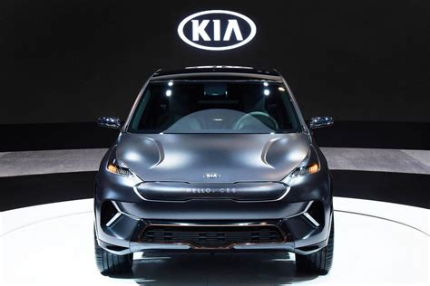 Kia Niro Ev 2020 by 2020 Kia Niro All Electric 2019 2020 Kia