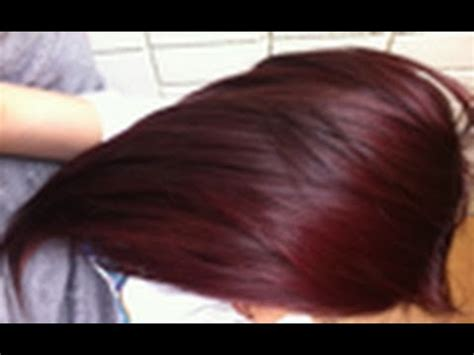 update  hair color dyebrand youtube