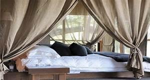 Chambre Parentale Cosy : des voilages pour une d co de chambre romantique ~ Melissatoandfro.com Idées de Décoration