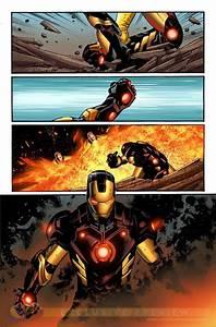 Homem de Ferro: Nova armadura dos quadrinhos será de metal ...