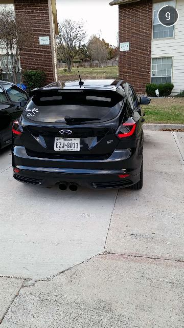 2015 focus st tail light tint aftermarket light brands to watch bother