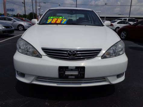 Toyota Colerain by Purchase Used 2005 Toyota Camry Xle In 8680 Colerain Ave