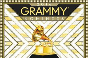 2016 Grammy Awards nominations list released| Shaidys ...