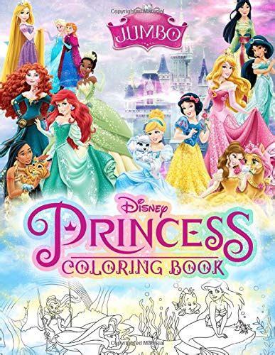 disney princess coloring book disney princesses jumbo