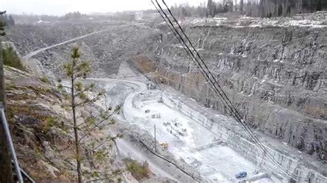 Tulikivi Soapstone Mines