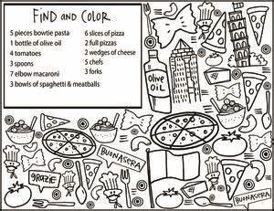 Restaurant Coloring Sheets - Gulfmik #c94985630c44