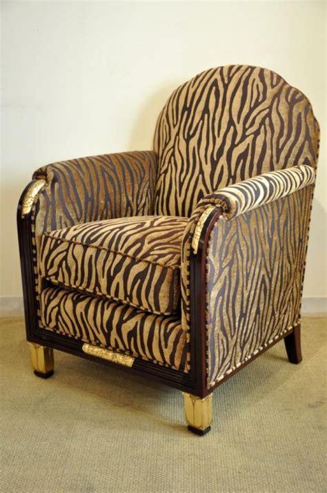 montagnac paul pair of armchairs deco 1920 1925