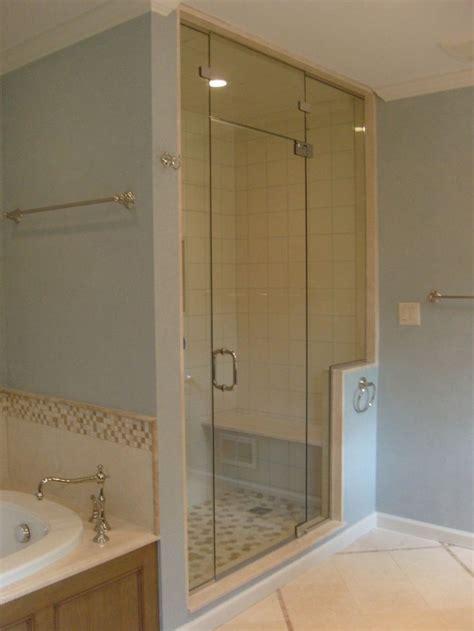 steam shower  transom steam shower enclosure