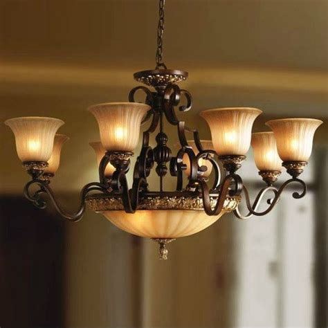 wrought iron lighting europe classical aisle ls