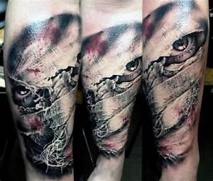 61 Famous Mummy Tattoo Ideas About Horror Mummy - Golfian.com
