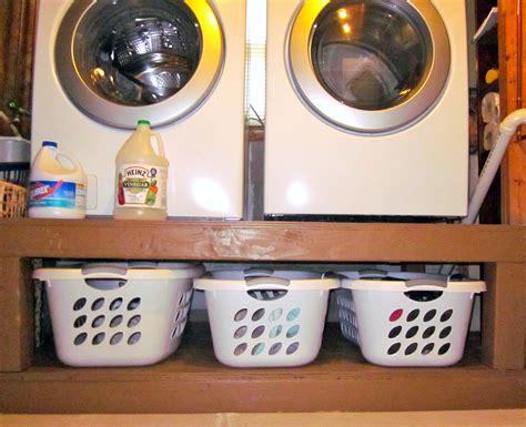 diy laundry pedestal best diy aka my awesome laundry pedestals eat