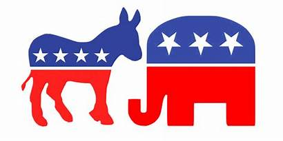 Political Groups Elephant Donkey Students Democrats Campus