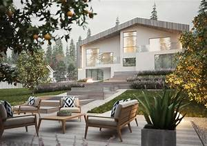 Types, Of, Modern, Home, Exterior, Designs, With, Fashionable, And
