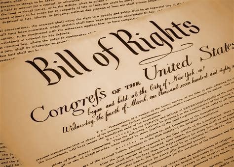 Image result for images bill of rights