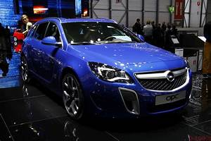 Opel Insignia Opc : speciale salone di ginevra 2015 lo stand opel 0 ~ New.letsfixerimages.club Revue des Voitures