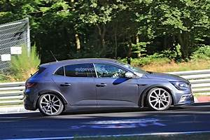 Renault Mégane 4 Rs : renault is testing the 2018 megane rs prototype on the nurburgring autoevolution ~ Medecine-chirurgie-esthetiques.com Avis de Voitures