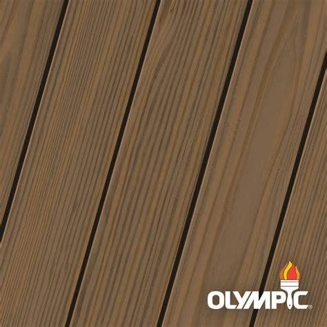 olympic maximum  gal black walnut semi transparent