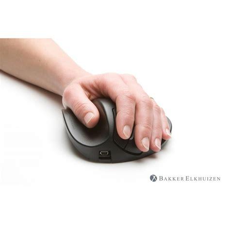 souris pour ordinateur de bureau souris ergonomique sans fil handshoe medium