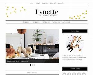 Lynette - Boutique Home Decor WordPress Blog Theme