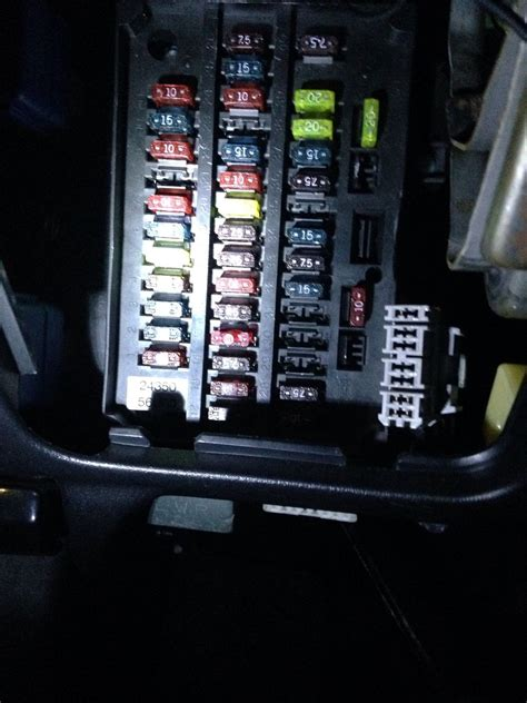 2007 Nissan Maxima Fuse Box Diagram by How To Read Fuse Diagram Getting Frustrated Now Maxima