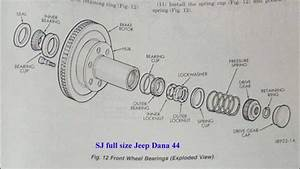 Wiring Diagram Database  Ford F350 Front Hub Assembly Diagram