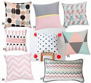 Coussin Style Scandinave : coussin scandinave d coration salon blog d co textiles coussins poufs pinterest ~ Teatrodelosmanantiales.com Idées de Décoration