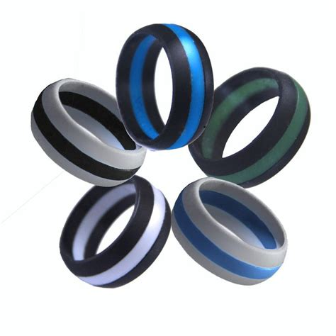 Men's Athletic Silicone Striped Rings  Wedding, Products. Chains Beads. Solid Gold Pendant. Emerald And Diamond Eternity Band. Stud Diamond. Horse Shoe Wedding Rings. Chloe Bracelet. Cusion Rings. White Bangle Bracelet