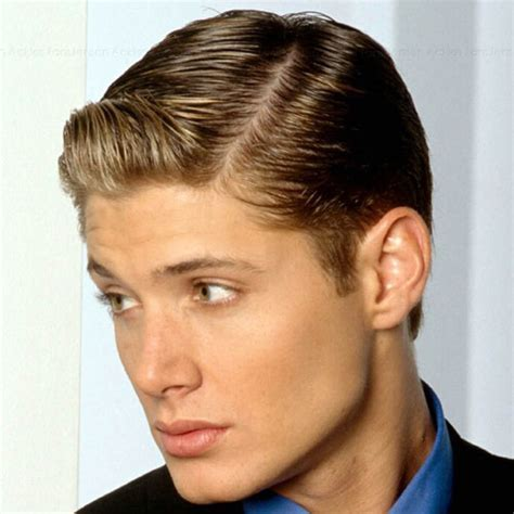 Jensen Ackles Haircut   Dean Winchester Hair   Men's