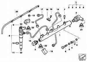 Original Parts For E91 318d M47n2 Touring    Fuel