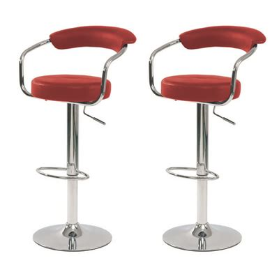 chaises de bar design tabouret de bar avec accoudoirs absolument design