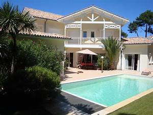 villa abatilles arcachon arcachon location de With location villa torremolinos avec piscine