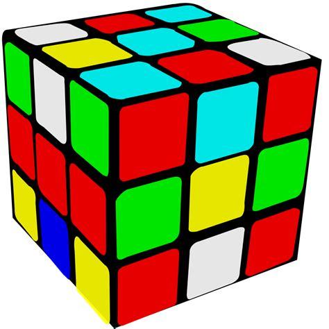 Filerubiks Cube Scrambledsvg  Wikimedia Commons