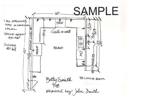 measure kitchen cabinets lv