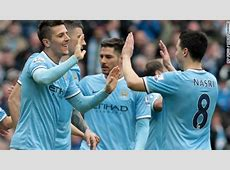 Man City take control of EPL title race CNNcom