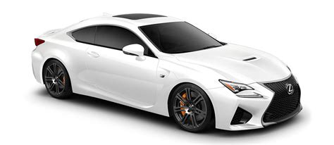 lexus coupe white find out what the lexus rcf has to offer available today