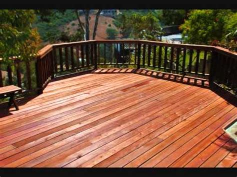staining  deck  superdeck products youtube