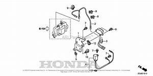 Honda Engines Gxr120rt Krwe Engine  Tha  Vin  Gccdt