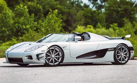 Floyd Mayweather's Old Koenigsegg Is Crossing The Auction