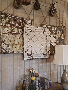 25 best ideas about patio wall decor on pinterest With best brand of paint for kitchen cabinets with large metal wall art for outside