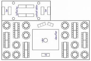 reception layout ideas home design elements With layout of wedding ceremony