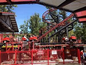 Theme Park Archive   Pandemonium at Six Flags St. Louis