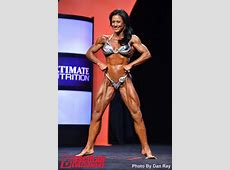 Juliana Malacarne wins the 2014 Olympia IFBB Pro Women's