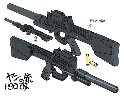 Jan Valentine's Modified P90